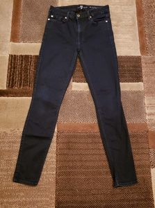 7 for ALL mankind jeans size 28x31